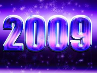 new year 2009