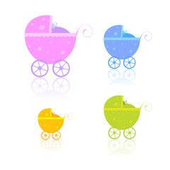 Newborn carriages