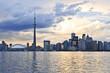 Fototapete Skyline - Stadtlandschaft - Stadt allgemein