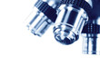 Microscope in blue tones - 9941149