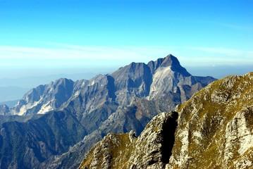 Alpi Apuane: Il Monte Sagro