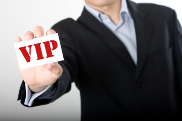 carte vip passer privilège badge important prioritaire business