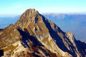 Alpi Apuane: il Monte Pisanino (1920 mt)