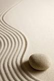 Fototapety Zen stone