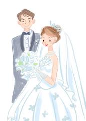wedding couple-a