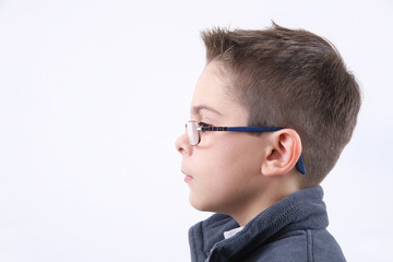 profilo di bambino