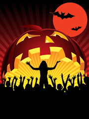 Halloween concert