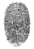 Impronta digitale poster