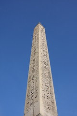 Cleopatra's Needle in Paris, France