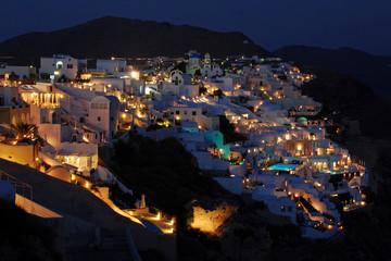 notturno, Santorini
