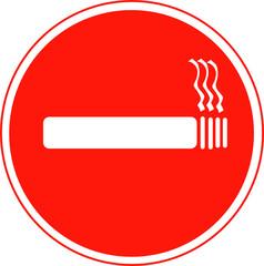 forbidden smoking