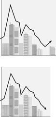 Aktienkurve