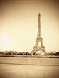 Paris - Eiffelturm (Old style picture)