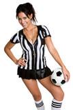 Fototapety Soccer Referee