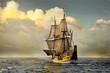 Leinwandbild Motiv Mayflower II