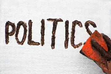 Muddy politics