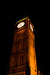 Big Ben at Night, London, UK - 10020971