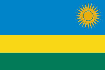 Bandiera ruandese