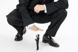petit taille responsable négocier salarié différence poids poster