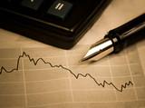 Economic crisis. poster