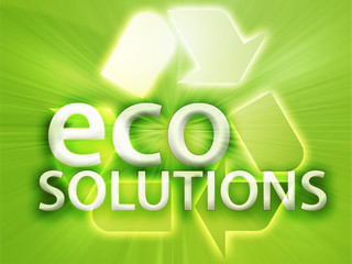 Recycling symbol, eco environment friendly sustainability