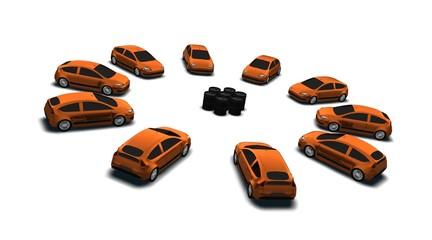 voitures et pétrole