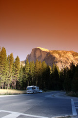 yosemite,rv,motorhome,motorcoach