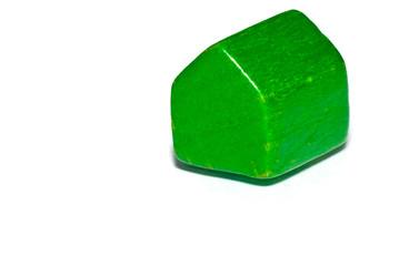 kleines grünes Haus