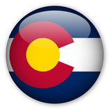 Colorado state flag button