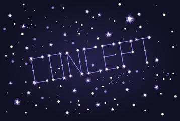 stars & concept