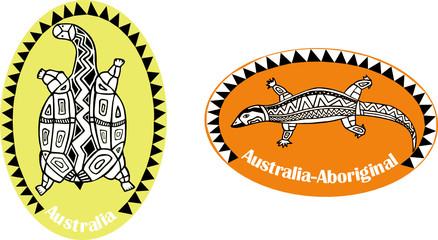 animals-aboriginal art 2