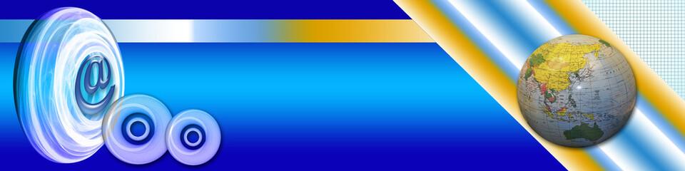 Conceptual Internet Banner