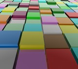 cubes background - 10051311
