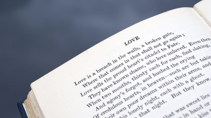 The poetry of Love