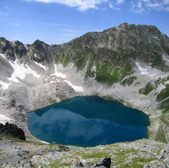 Black Lake of Murundzhu