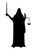 Lady of Justice poster