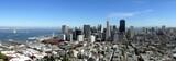San Francisco Downtown Panorama - Fine Art prints
