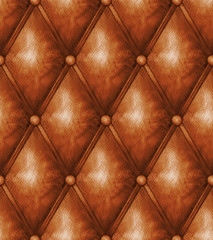 Seamless leather texture. Computer generated.