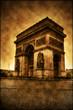 Quadro Paris - Arc de Triomphe