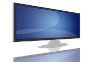 Flat LCD tv Liquid-Crystal Display
