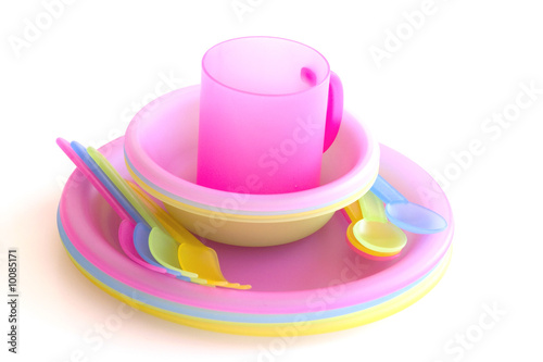 Children's beach picnic set