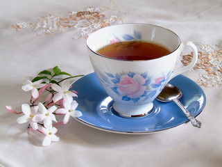 Refreshing Cup of Tea