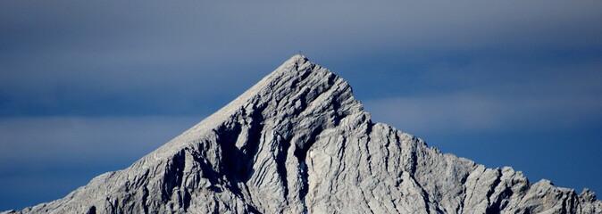 Alpspitze ( 2628 Meter ) bei Garmisch-Partenkirchen