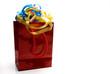 A seasonal present given during the Christmas season.