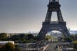 Eiffelturm in Paris