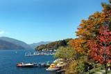 Chuzenji lake, Nikko, Japan poster