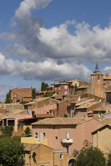 Farben von Roussillon