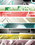 banner graphics design poster