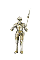 Suit of Armour with sword...