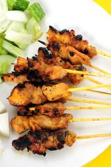 Asian food - Satay
